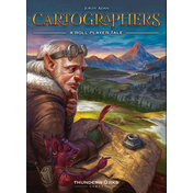 Cartographers: A Roll Player Tale Board Game Expansion