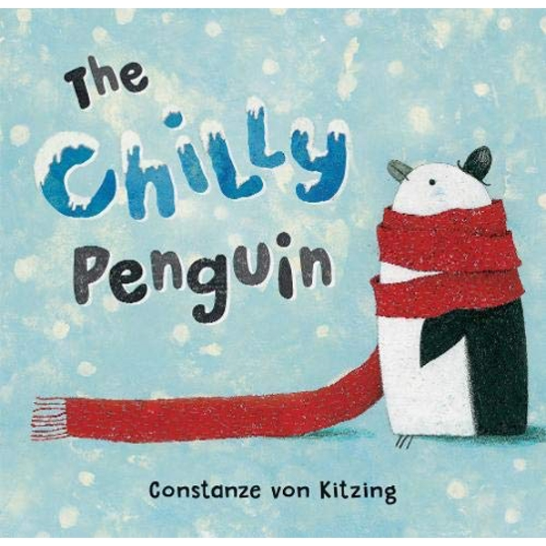 Chilly Penguin  Board book 2018