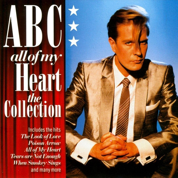 ABC - All of My Heart (The Collection) CD