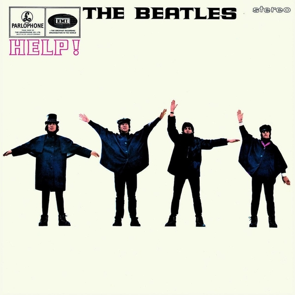 The Beatles ‎– Help! Vinyl