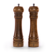 Wooden Salt and Pepper Grinders | M&W