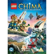 Lego Legend of Chima: Chi, Tribes & Betrayal DVD