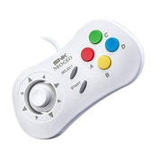 NEOGEO Mini Console Official Control Pad White