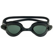 SwimTech Aquarion Adult Goggles Black/Smoke