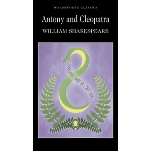 Antony and Cleopatra by William Shakespeare (Paperback, 1993)