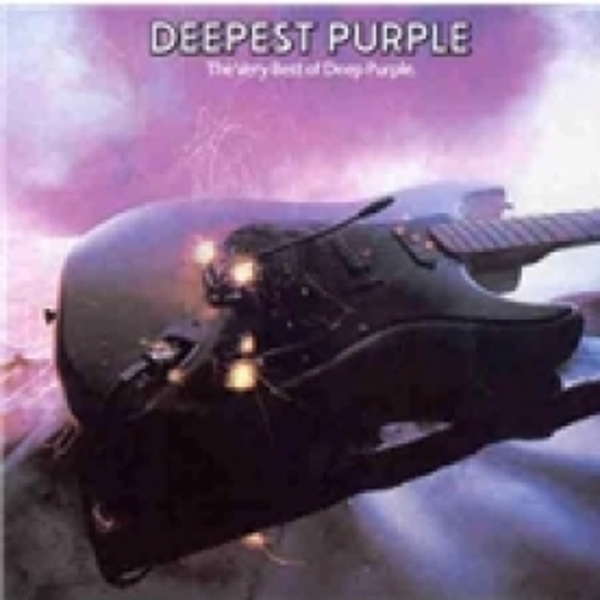 Deep Purple Deepest Purple The Very Best Of Deep Purple CD