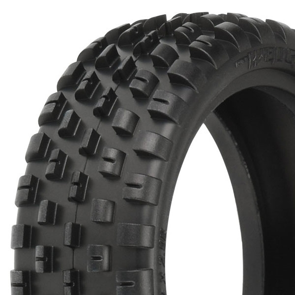 Proline Wide Wedge Squared 2.2 Z4 Soft Carpet 2Wd Front Tyres