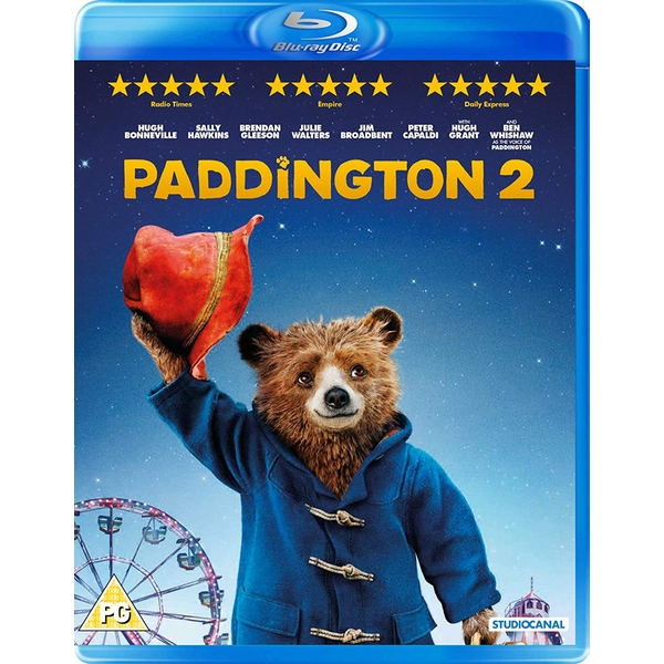 Paddington 2 2017 Blu-ray