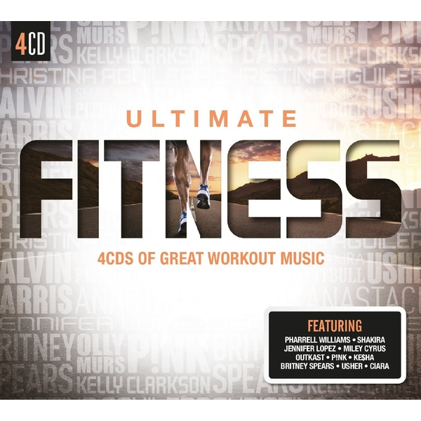 Various Artists - Ultimate Fitness CD