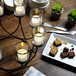 8 Tea Light Candle Holder | M&W Black - Image 6