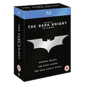 The Dark Knight Trilogy Blu-ray