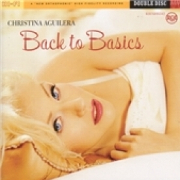 Christina Aguilera Back To Basics CD