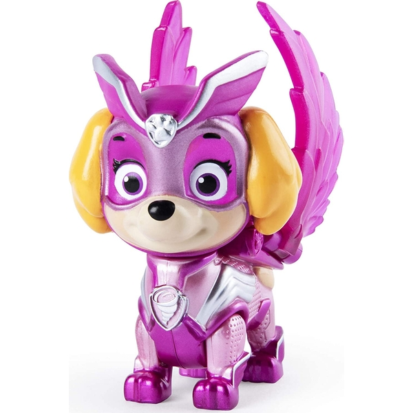 Paw Patrol Mighty Pups Super Paws Figure - Skye