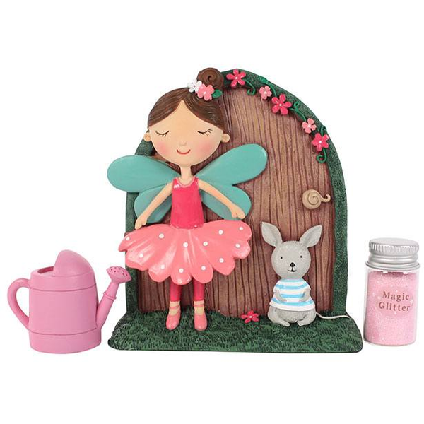Fleur and Marvin Fairy Door