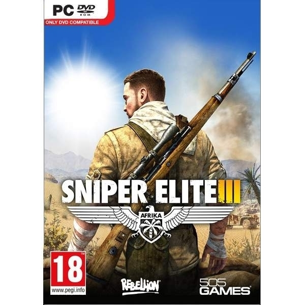 Sniper Elite III 3 PC Game