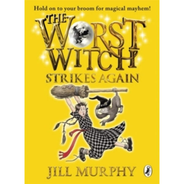 The Worst Witch Strikes Again by Jill Murphy (Paperback, 2013)