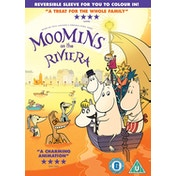Moomins On The Riviera DVD