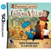 Professor Layton and the Curious Village Game DS (#)