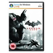 Batman Arkham City Game PC