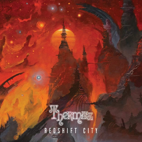 Thermate - Redshift City Vinyl