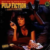 Official Soundtrack - Pulp Fiction CD