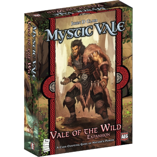 Vale of the Wild: Mystic Vale Expansion Board Game