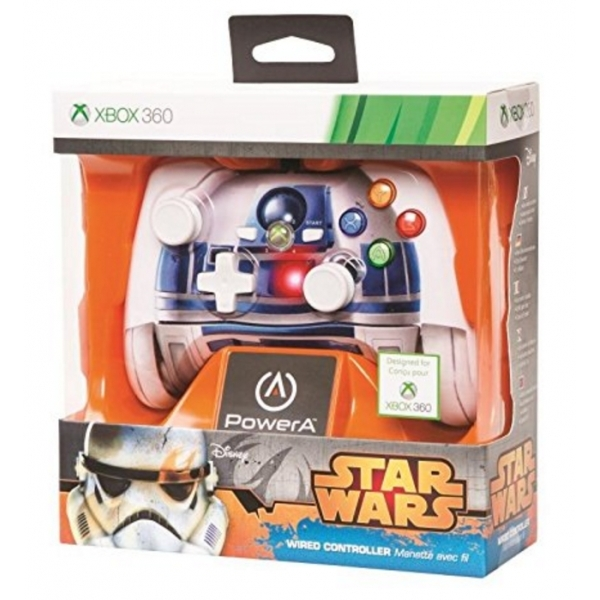 Star Wars R2-D2 Official Xbox 360 Controller - Image 2