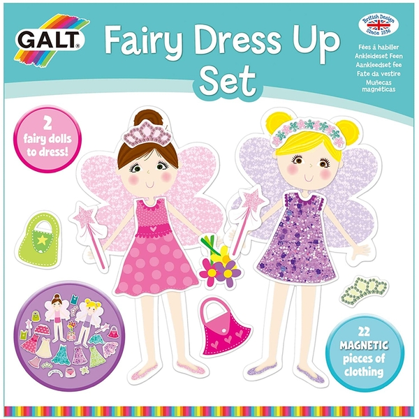 Fairy Dressing Up Creative Activity Set