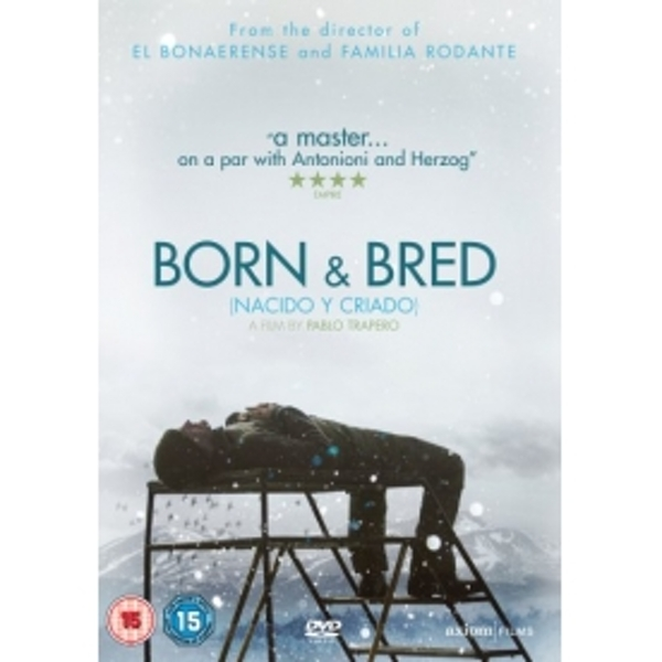 Born & Bred DVD