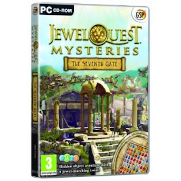 Jewel Quest Mysteries 3 Game PC