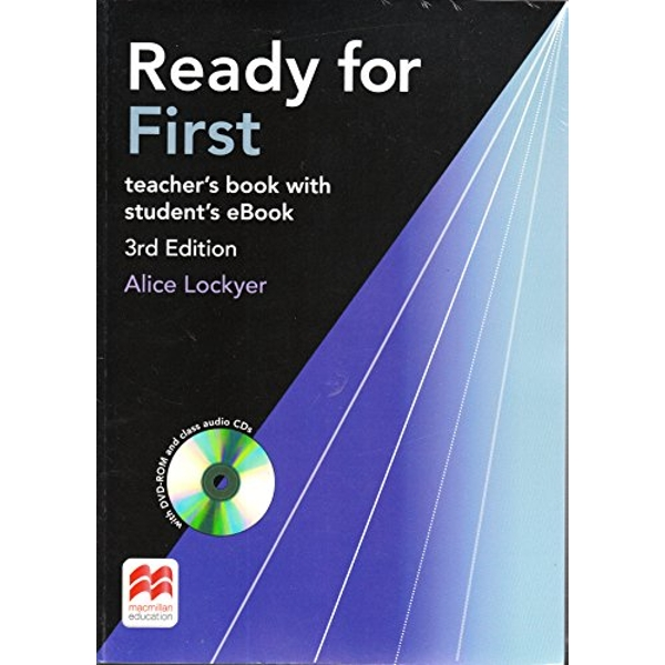 Ready for First 3rd Edition + eBook Teacher's Pack  Mixed media product 2016
