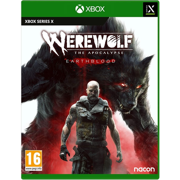 Werewolf The Apocalypse Earthblood Xbox Series X Game