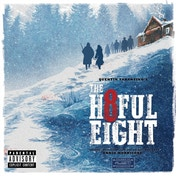 Various Artists - Quentin Tarantino's The Hateful Eight CD