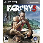 Far Cry 3 Game PS3 (#)