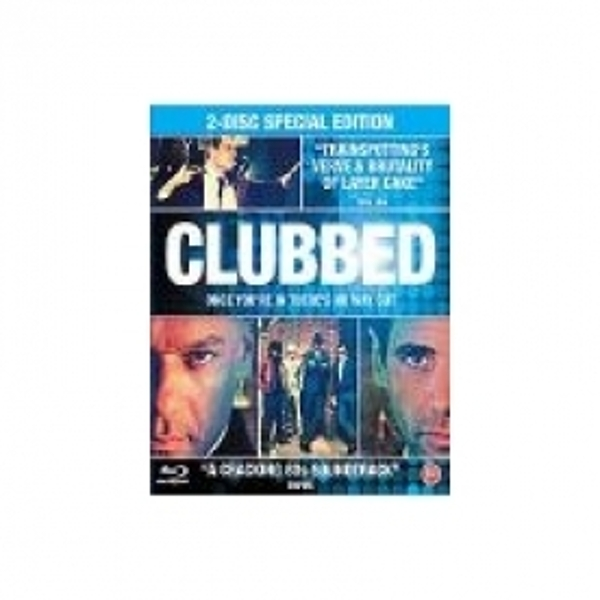 Clubbed Blu-ray