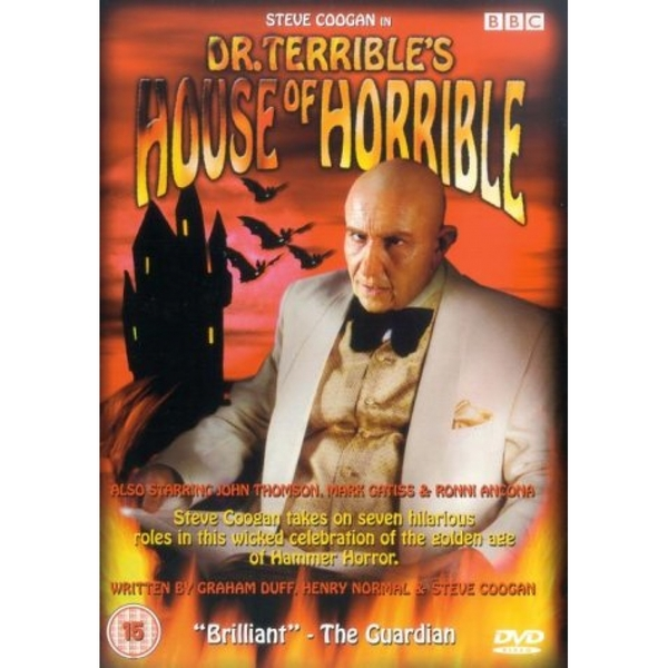 Doctor Terrible's House of Horrible DVD