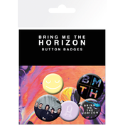 Bring Me The Horizon  Umbrella Badge Pack