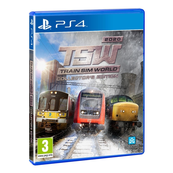Train Sim World 2020 Collector's Edition PS4 Game