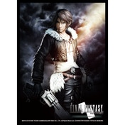 Final Fantasy TCG DFF AC Squall Sleeves (60 Pack)