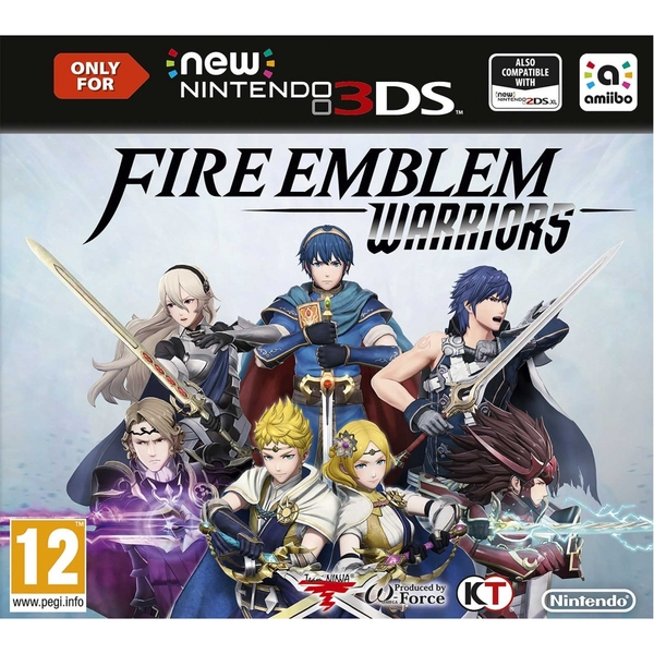 Fire Emblem Warriors NEW 3DS Game