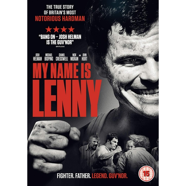 My Name Is Lenny DVD