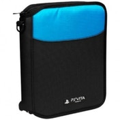 Officially Licensed Blue Deluxe Travel Case PS Vita