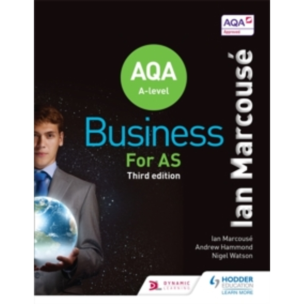 AQA Business for AS (Marcouse) by Andrew Hammond, Nigel Watson, Ian Marcouse (Paperback, 2015)