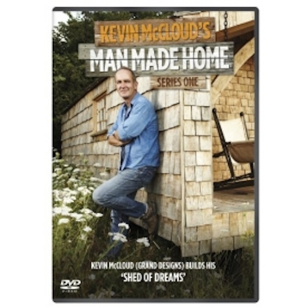 Kevin Mccloud's Man Made Home: Series 1 DVD
