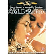 Wild Orchid DVD