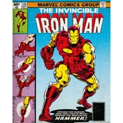 Marvel - Iron Man Cover Mini Poster