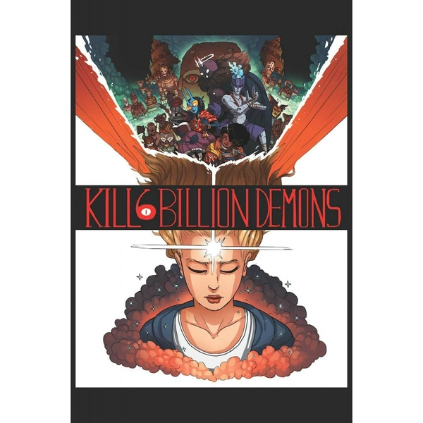 Kill 6 Billion Demons, Book 1