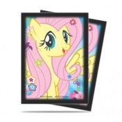 Ultra Pro My Little Pony Fluttershy 65 Sleeves - 10 Packs