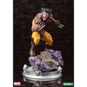 Kotobukiya Marvel X-Men Wolverine Danger Room Sessions Fine Art Statue
