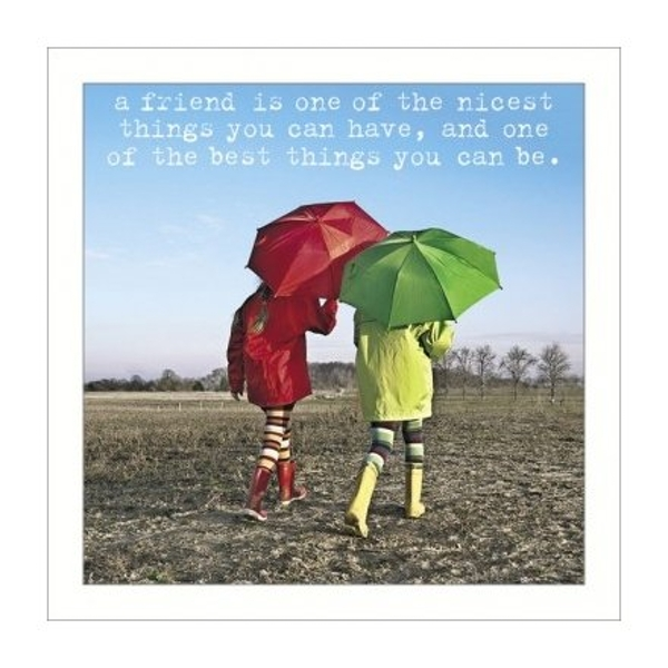 Best Thing You Can Be - Greeting Card